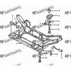 Подрамник двигателя