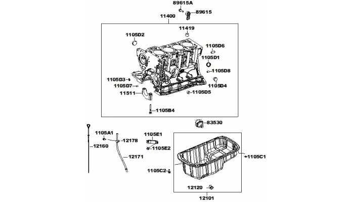 Блок цилиндров FAW V5
