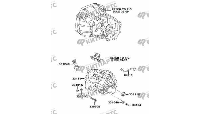 Трубки сцепления и картеры КПП FAW Vita