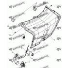 Отделка крышки багажника