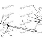 Рычаг переключения передач (S110)